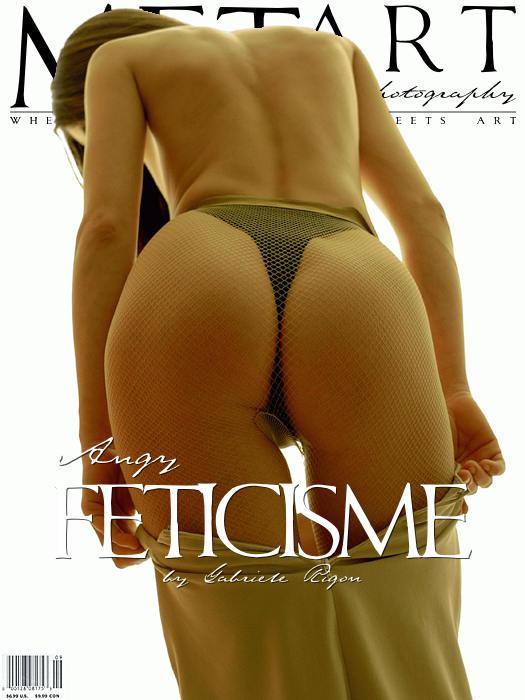 Met-Art裸模娜塔莎性感黑丝内裤摄影
