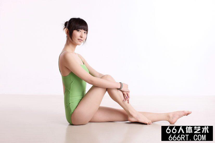 超模晨宇10年3月18日室拍体操艺术