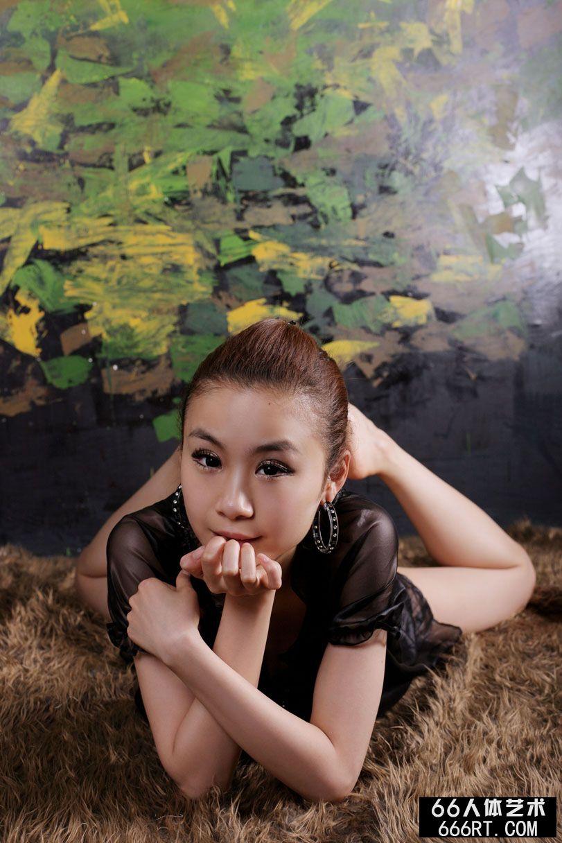 09年4月13日棚拍芭蕾女孩贝贝(第32页)_美女人体艺术